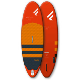 """Fanatic Ripper Air SUP Package 7'10"""" Inflatable Sup with Paddles and Pump"""